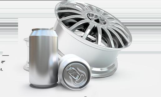 Product Aluminium Alloys : Aluminium production process